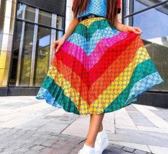Модные летние юбки 2021