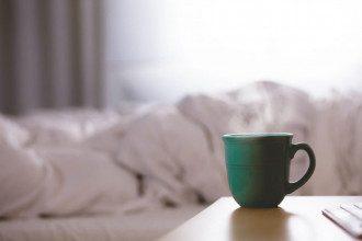 вода, чашка, чай