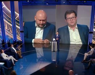 Нардеп и Добкин разругались в прямом эфире