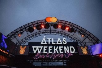 Atlas Weekend Буковель
