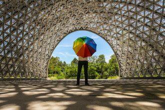 погода, парасолька