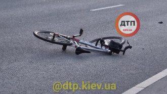 Що відомо про трагічну ДТП з лікарем-велосипедистом