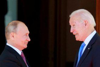 Журналісти дізналися, чому не буде пресконференції Путіна та Байдена