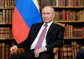 Путин объяснил, кто виноват, что Россия захапала Крым