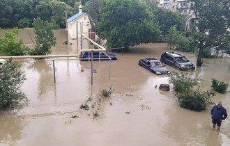 Негода в Криму