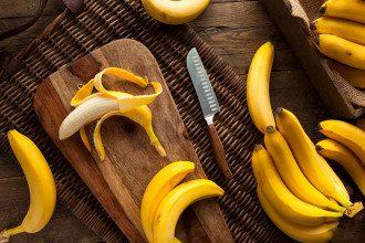 з якими продуктами не можна поєднувати банани