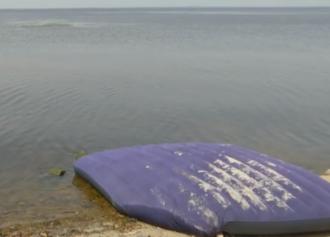 У Київському водосховищі знайшли тіло дитини, яка плавала на матраці та зникла