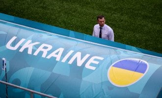 Украина Евро 2020
