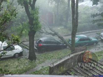 Буря во Львове