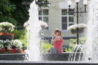 Спека збережеться в Україні
