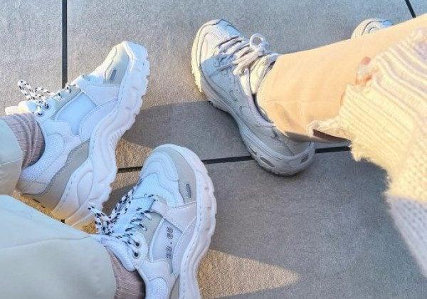 Модные кроссовки лето 2021