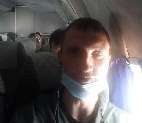 Иван Сивак был пассажиром рейса в поселок Палана