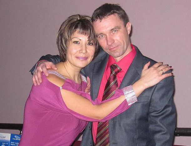 Погибшие супруги Ольга и Александр Андрейкины