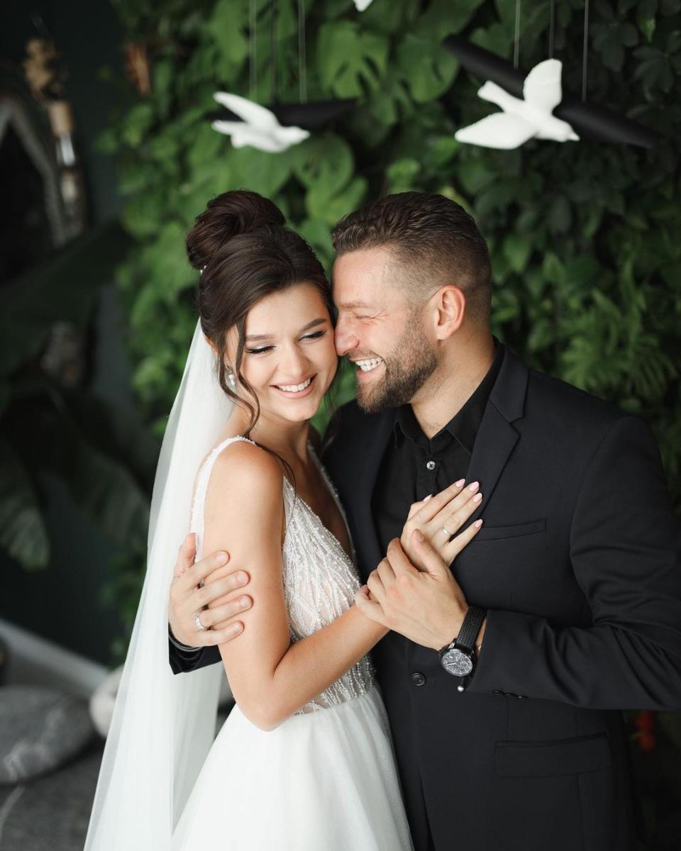 Юля Бельченко и Богдан Юсипчук