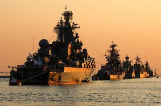Черное море, корабли
