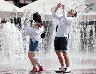 У Києві завтра стане ще спекотніше, попередили синоптики