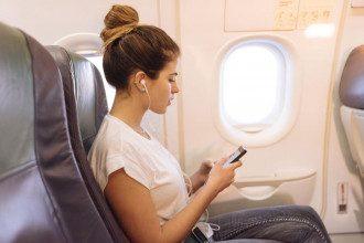 Як вибрати місце в літаку