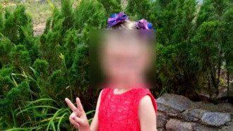 6-летняя Мирослава Третьяк