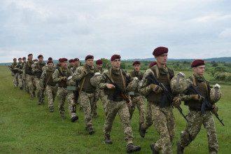День ВДВ в Украине в 2021 году