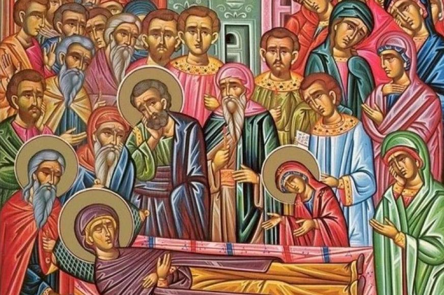 Успение праведной Анны молитва