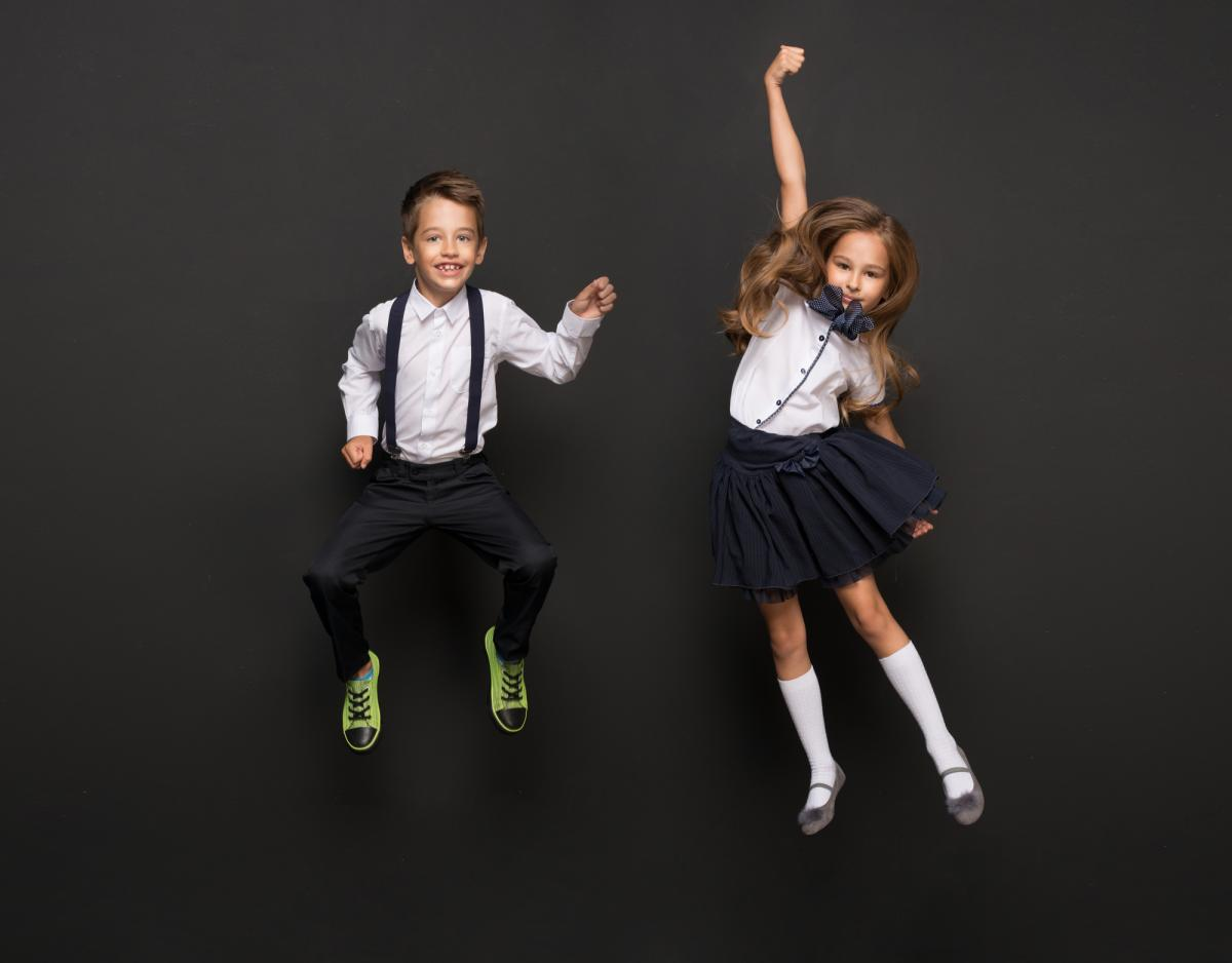 Модная школьная форма 2021