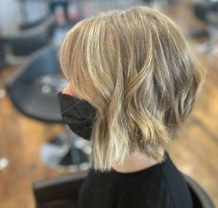Стрижки на тонкие волосы 2021 2022