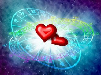Любовний гороскоп на тиждень