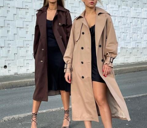 Модний верхній одяг осінь-зима 2021 2022