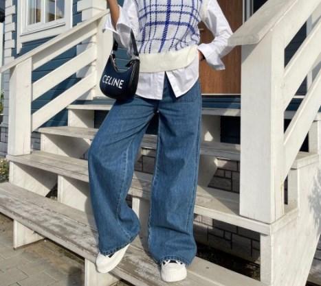 Модные джинсы осень-зима 2021 2022