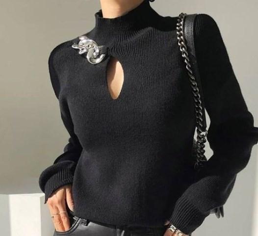 Модні светри осінь-зима 2021 2022