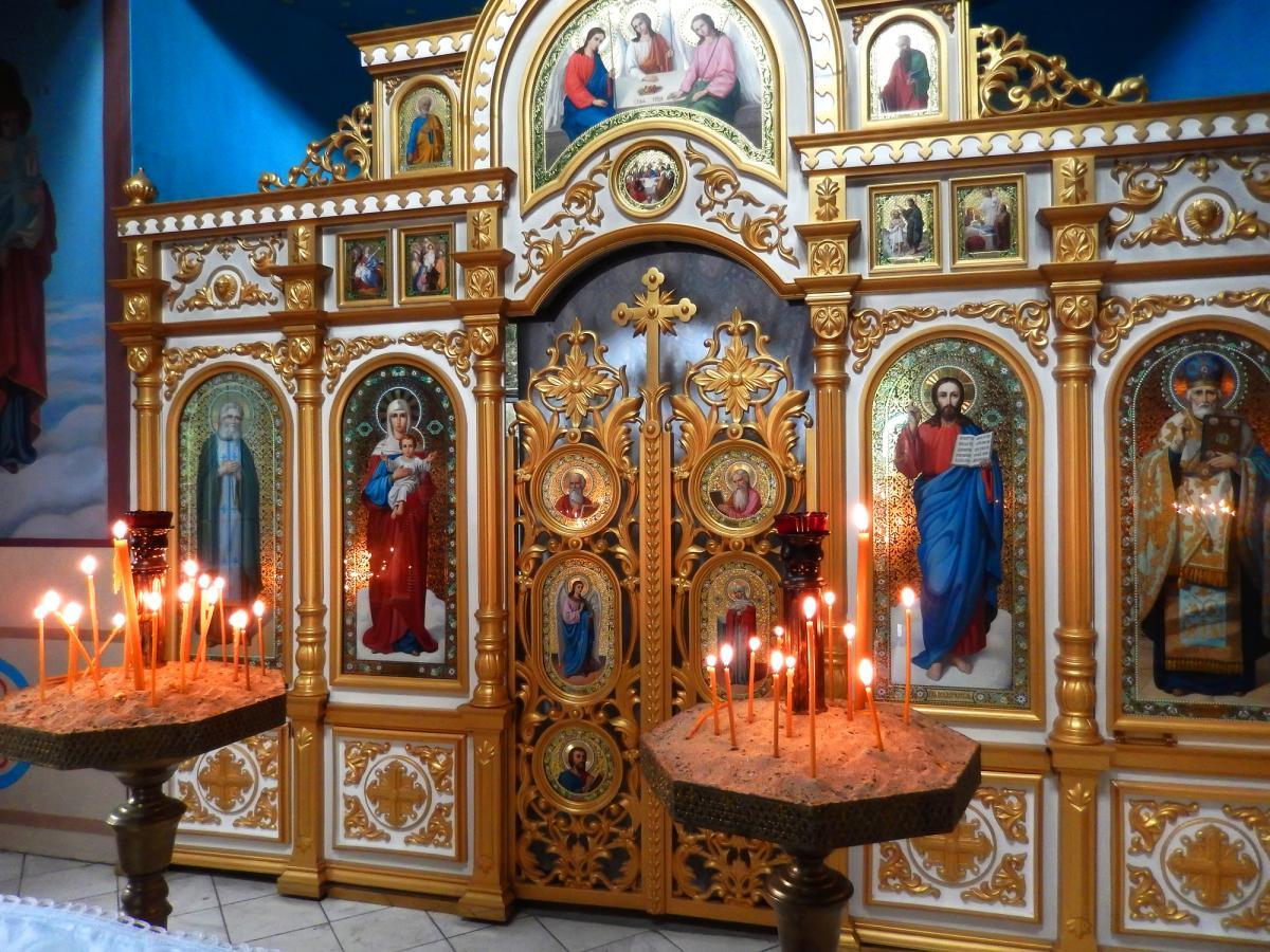 Православний календар на жовтень 2021