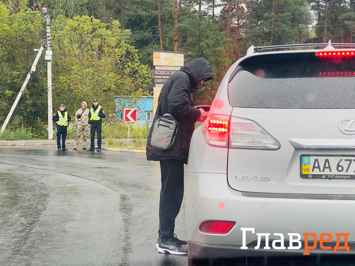 Нацгвардию привлекли для поисков киллера Сергея Шефира