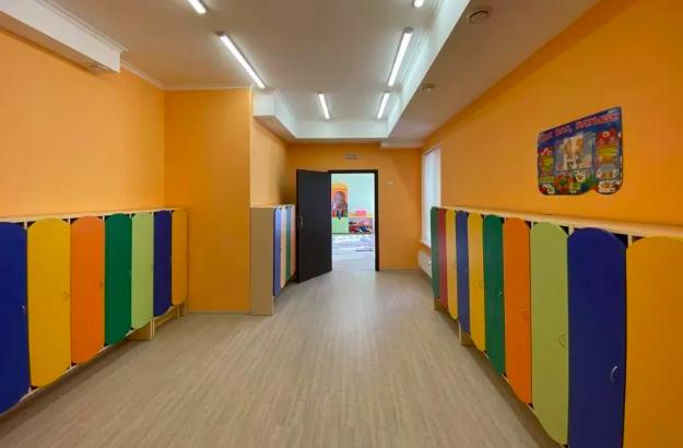 Детский сад Джерельце в Ивано-Франковске