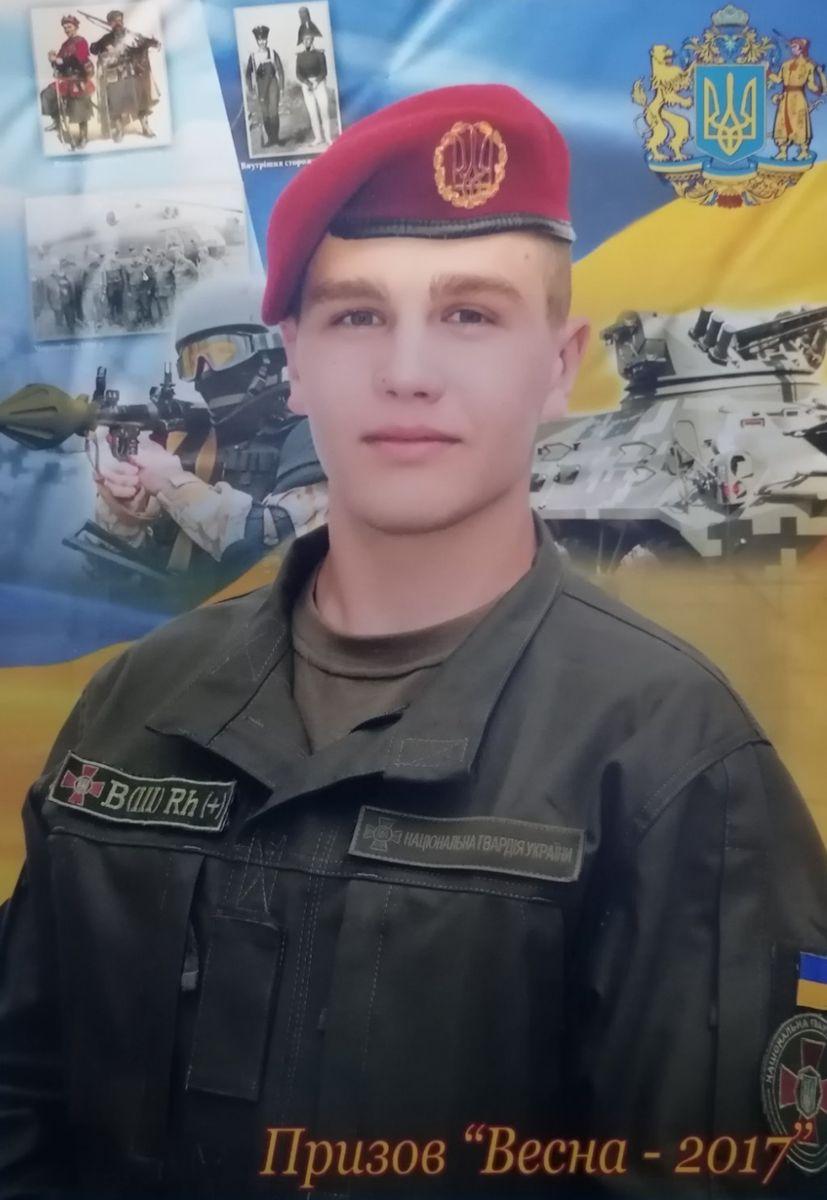 Дмитро Никифоренко