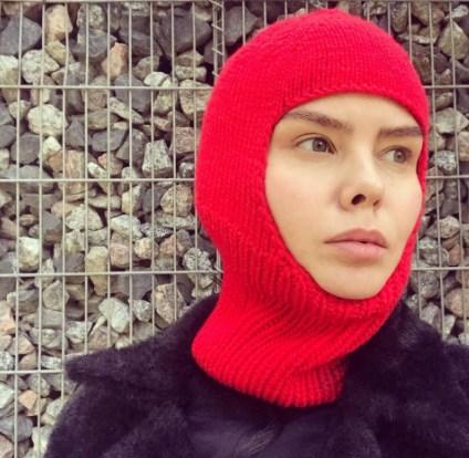 Женские головные уборы осень-зима 2021 2022
