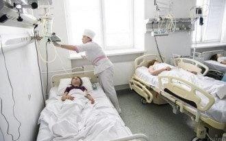 Дети, больница