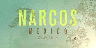 Нарко Мексика 3 сезон