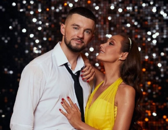 Евгения Власова и Макс Леонов