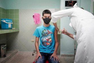 вакцинація, коронавірус, діти