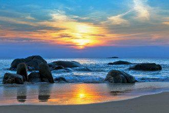 До чого сниться море