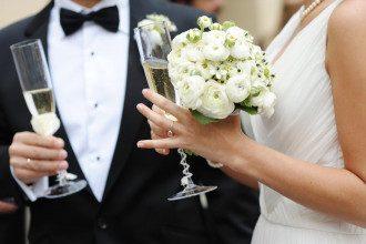 Привітання з днем весілля