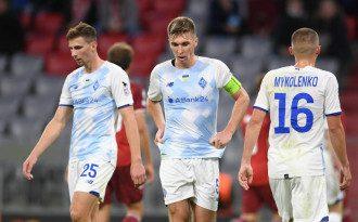 Бавария - Динамо Киев Лига чемпионов