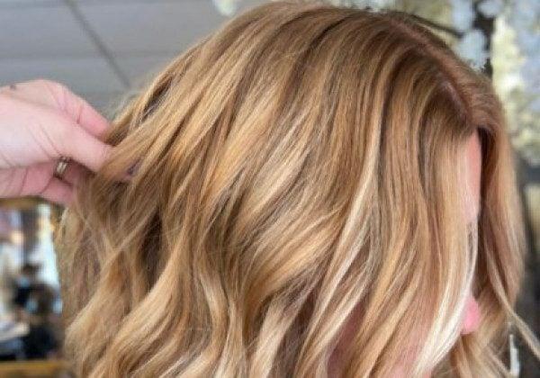 Модне фарбування волосся 2021 осінь