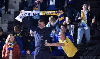 Украина – Финляндия