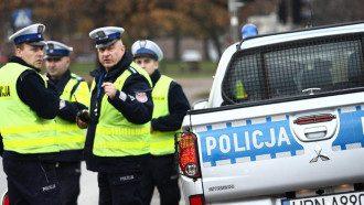 Польша, полиция