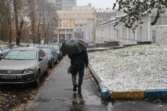 дощ, сніг