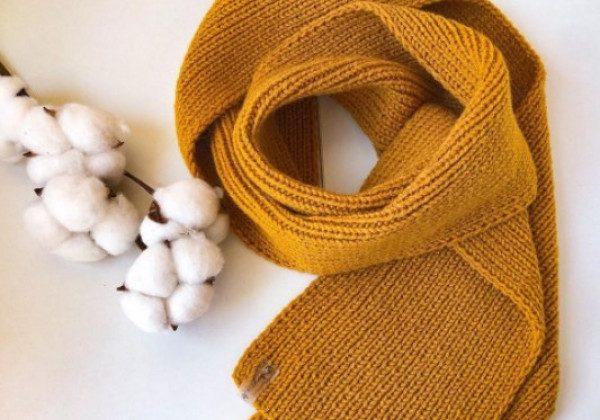 Модные женские шарфы 2021 2022